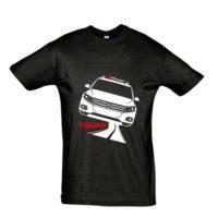 Μπλουζάκι με τύπωμα VW Tiguan Road