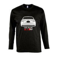 Μακρυμάνικο Audi A4 B8 Back