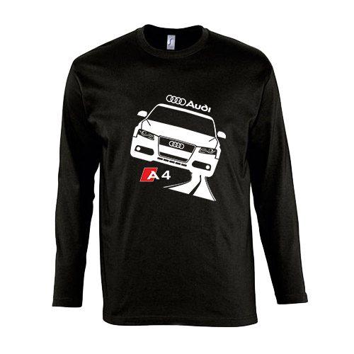 Μακρυμάνικο Audi A4 B8 Road