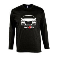 Μακρυμάνικο Audi S3 New