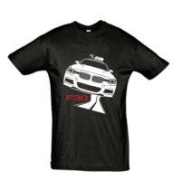Μπλουζάκι με τύπωμα Bmw F30 Road