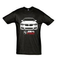 Μπλουζάκι με τύπωμα Bmw M4 F82