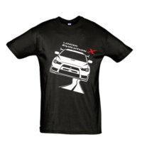 Μπλουζάκι Mitsubishi Evo X Road