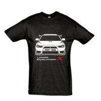 Μπλουζάκι Mitsubishi Evo X