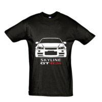 Μπλουζάκι Nissan GtR 34 Front