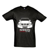 Μπλουζάκι με τύπωμα Nissan Patrol 4.2