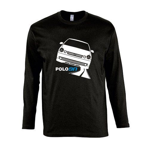 Μακρυμάνικο VW Polo 9n Road