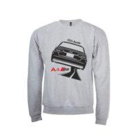 Φούτερ Audi A4 B8 Rear Road