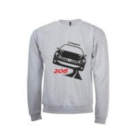 Φούτερ Peugeot 206 Road