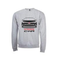 Φούτερ Toyota C-HR