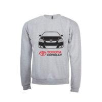 Φούτερ Toyota Corolla