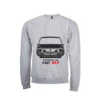 Φούτερ Toyota Corolla KE30